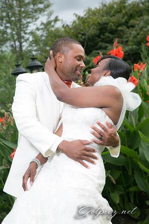 Derrick and Renia Wedding September 12 2015