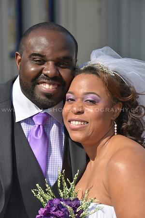 Desirée  & Donta Wedding