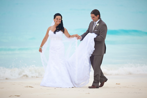 Aaron & Patricia's Wedding (Great Exuma, Bahamas)
