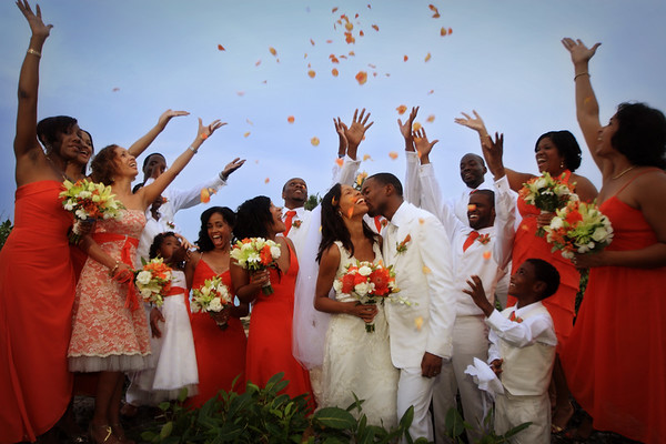 Natasha + Kester's Wedding (Barbados)