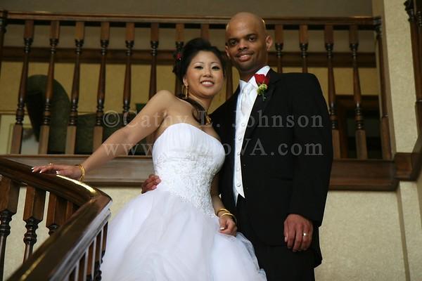 Kiln Creek Golf and Country Club Newport News Wedding Photographer | Deven + Ning
