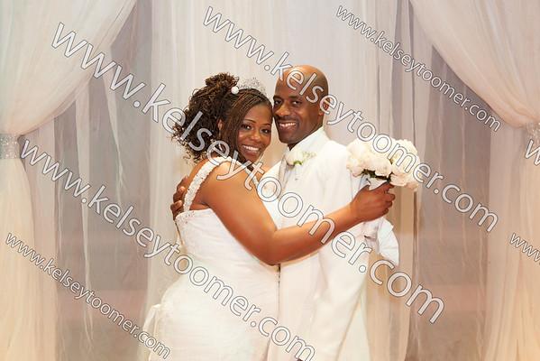 Dexter & Tasha wedding