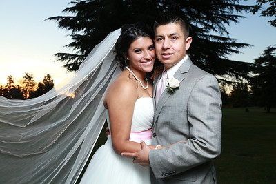 Diana and Abraham Wedding