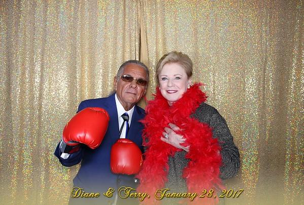 Diane & Terry 01-28-2017