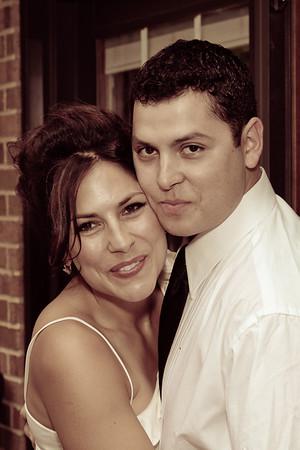 Diane and Matt