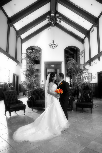 Selective color, soft and diffused