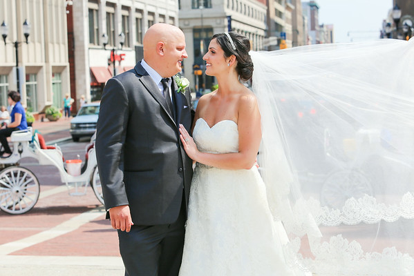 Dimitra + Alex = Married!   Indianapolis, IN