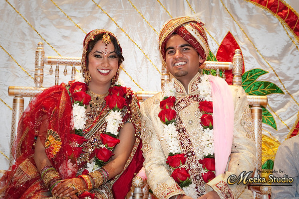 Dimple Weds Nikhil Wedding Pictures