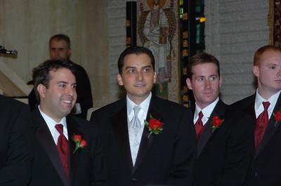 Dino and Sandy Kostouros Wedding 2005 June 5