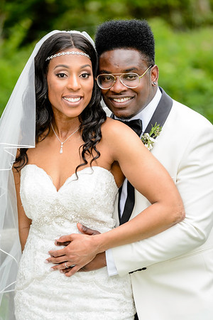 Dionne and Nathaniel Lewis - Wedding