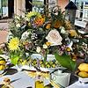 Treasure Hut Floral on the Yacht Polaris