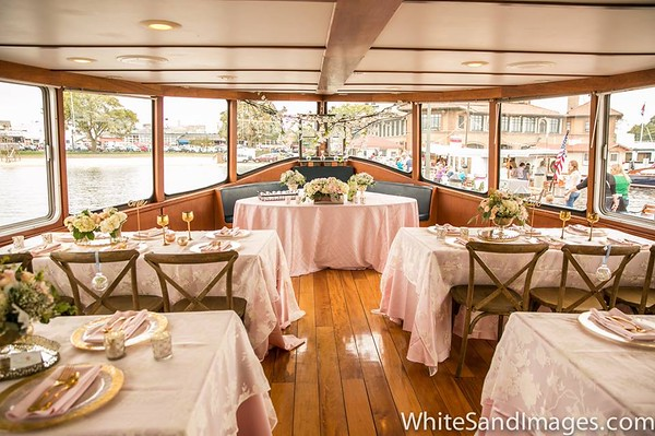 Sheer Elegance on the Grand Belle