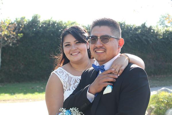 Dominguez Wedding