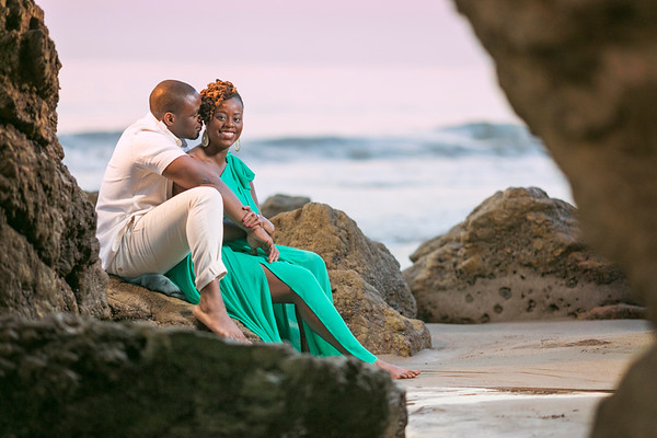 Dominque and Uzoma Engagement Final