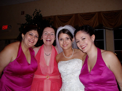 Donna and Jered's Wedding 6.24.2006