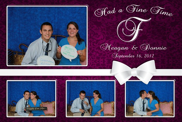 Donnie and Meagan's Wedding