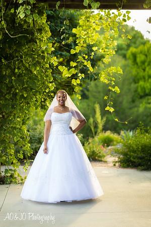Dorene's Bridal Session