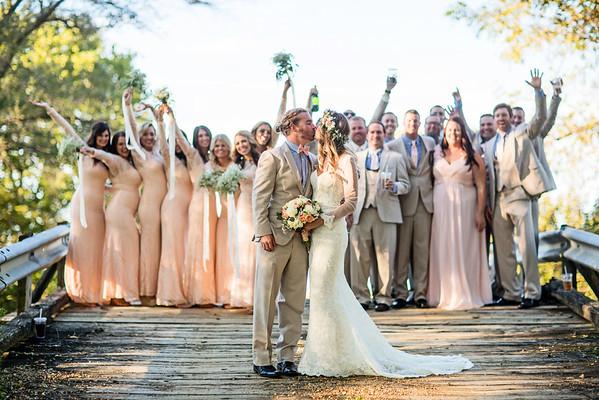 Bridal Party Bridge