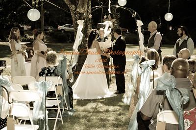 Duane & Katherine Charters Wedding #2,  8-31-13-1130