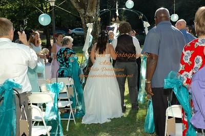 Duane & Katherine Charters Wedding #2,  8-31-13-1120