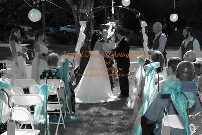 Duane & Katherine Charters Wedding #2,  8-31-13-1129