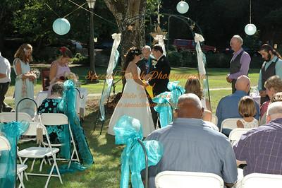 Duane & Katherine Charters Wedding #2,  8-31-13-1141