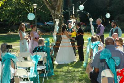 Duane & Katherine Charters Wedding #2,  8-31-13-1121