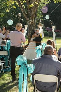 Duane & Katherine Charters Wedding #2,  8-31-13-1142