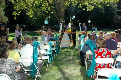 Duane & Katherine Charters Wedding #2,  8-31-13-1123
