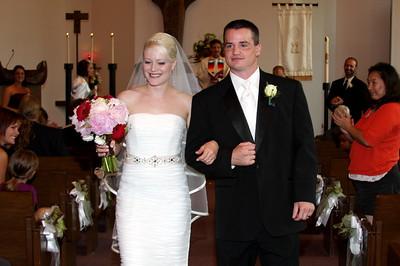 Dufseth~Stickler Wedding ~ August 1, 2009