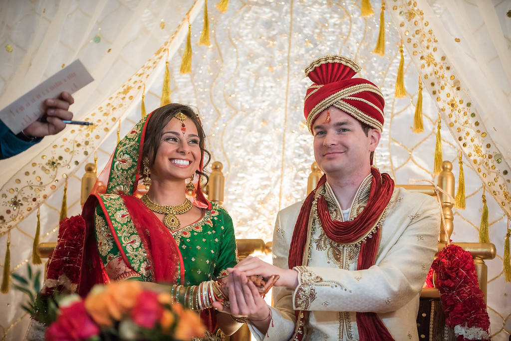 John and Pankti - Indian Wedding Ceremony!