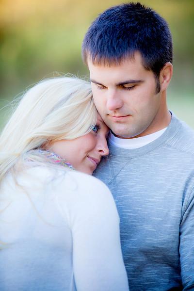 Dustin & Courtney's Engagement Photo Session