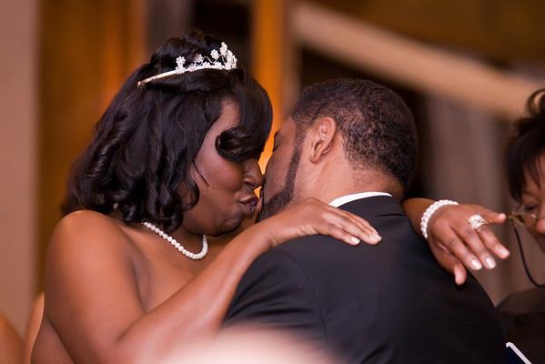 Dwayne and Nina Wedding