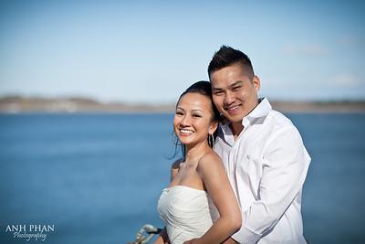 Engagement: Cindy + Hoang