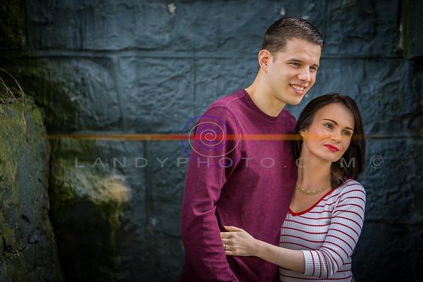 Yvonne & Christopher