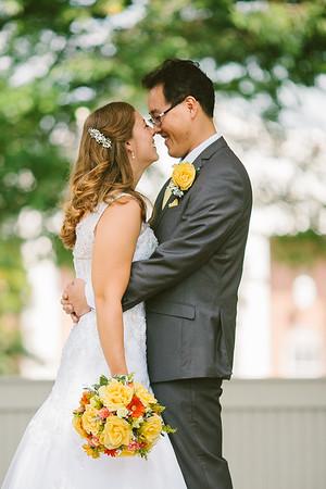 ERIN + JASON | MARRIED | 8.22.2014