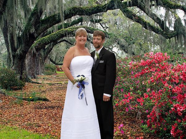 ERVIN WEDDING JULY 12, 2008