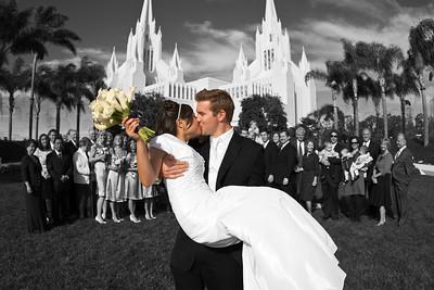 Elizarae & Dan Wedding