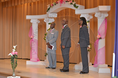 Earl & Jennetta - Wedding Ceremony 0027