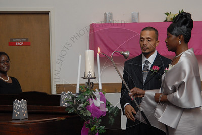 Earl & Jennetta - Wedding Ceremony 0013