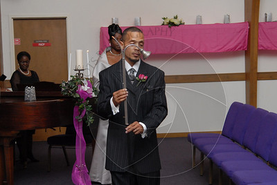 Earl & Jennetta - Wedding Ceremony 0014