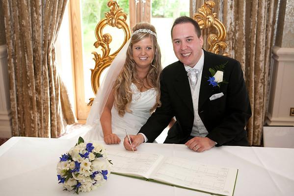 Eaton-Cooke Wedding