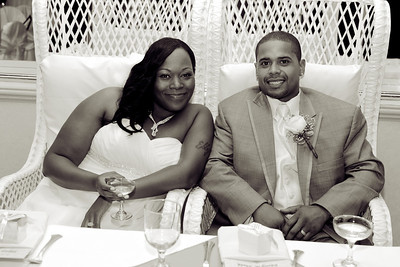 Ebony & Malik's Wedding