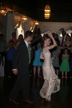 Ed & Kristin Wedding - Dancing