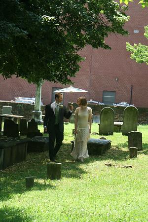 Ed & Kristin Wedding - Park