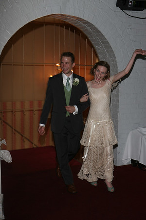 Ed & Kristin Wedding - Reception