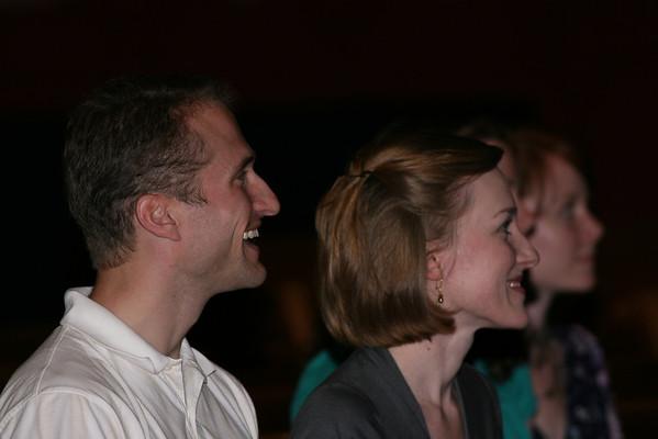 Ed & Kristin Wedding - Rehearsal