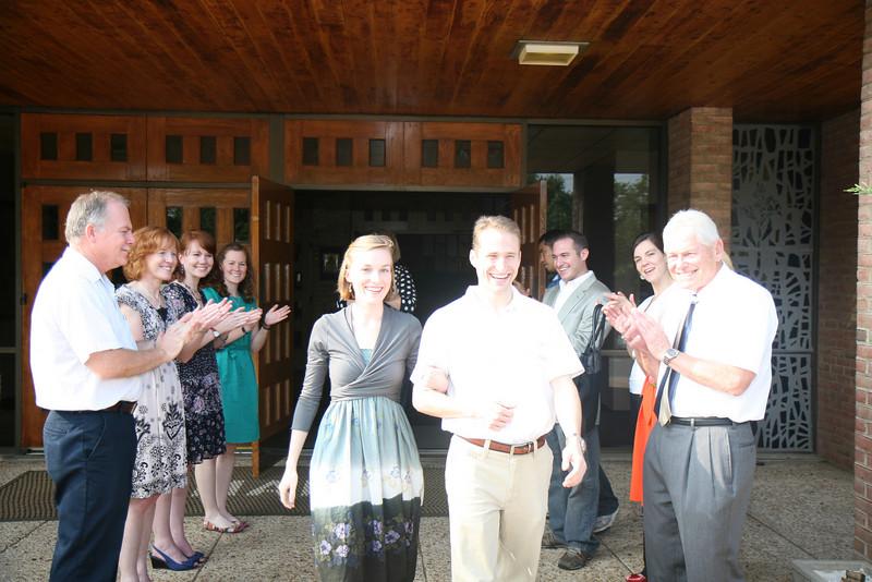 Ed & Kristin Wedding Rehearsal