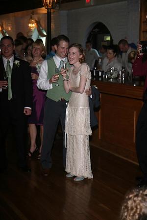 Ed & Kristin Wedding - Toasts