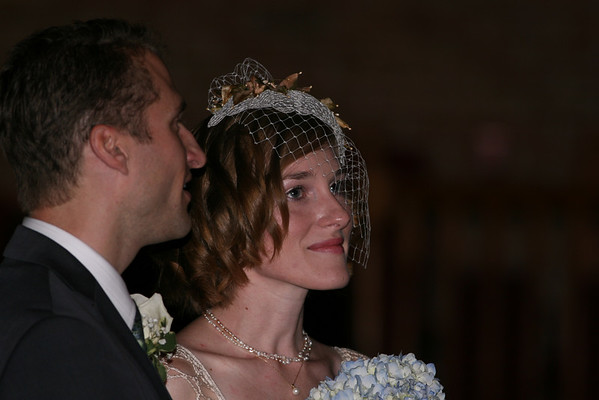 Ed & Kristin Wedding - Wedding